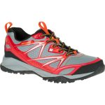 Merrell Men's Capra Bolt Hiking Shoes, Bright Red – Black
