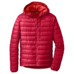 Outdoor Research Men's Transcendent Hoodie – Red