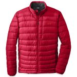 Outdoor Research Men's Transcendent Sweater – Red