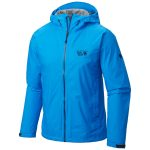 Mountain Hardwear Men's Plasmic Ion Jacket – Blue
