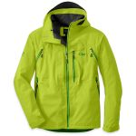 Outdoor Research Men's White Room Jacket – Yellow