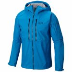 Mountain Hardwear Mens Alpen Plasmic Ion Jacket – Blue