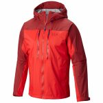 Mountain Hardwear Mens Alpen Plasmic Ion Jacket – Red