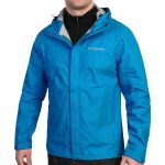 Columbia Men's Tech Talk Exs Jacket – Blue