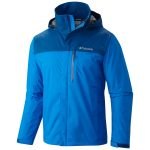 Columbia Mens Pouration Jacket – Blue