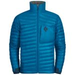 Black Diamond Men's Hot Forge Jacket – Blue