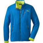 Outdoor Research Men's Superlayer Jacket – Blue