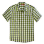 Ems Men's Lake George Short-Sleeve Shirt – Green – Size M