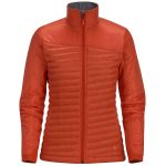 Black Diamond Womens Hot Forge Hybrid Jacket – Orange