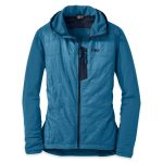 Outdoor Research Womens Deviator Hoody – Blue