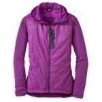 Outdoor Research Womens Deviator Hoody – Purple