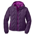 Outdoor Research Women's Aria Hoodie – Purple