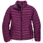 Ems Womens Icarus Down Jacket – High Rise – Purple