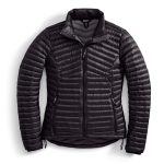 Ems Womens Feather Pack 800 Downtek Jacket  – Black