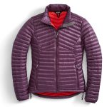 Ems Womens Feather Pack 800 Downtek Jacket  – Purple