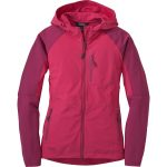 Outdoor Research Women's Ferrosi Hoodie – Red