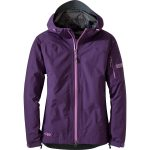 Outdoor Research Women's Aspire Jacket – Purple