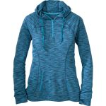Outdoor Research Women's Flyway Zip Hoodie – Blue – Size XS