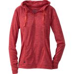 Outdoor Research Women's Flyway Zip Hoodie – Red – Size 1