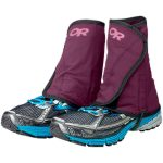 Outdoor Research Women's Wrapid Gaiters – Purple