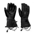Outdoor Research Men's Revolution Gloves – Black