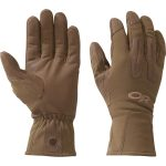 Outdoor Research Paradigm Gloves – Brown