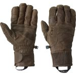 Outdoor Research Men's Rivet Gloves – Brown