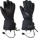 Outdoor Research Men's Ridgeline Gloves – Black