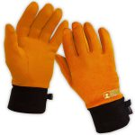 Ems Men's Power Stretch Gloves – Orange
