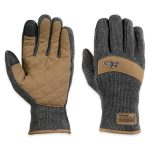 Outdoor Research Mens Exit Sensor Gloves – Black