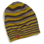 Ems Switch Stripe Beanie – Black
