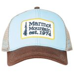 Marmot Retro Trucker Hat – Blue