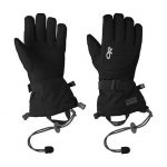Outdoor Research Women's Revolution Gloves – Black