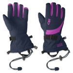 Outdoor Research Women's Revolution Gloves – Blue