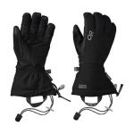 Outdoor Research Women's Southback Gloves – Black