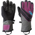 Outdoor Research Women's Centurion Gloves – Black