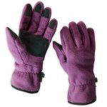 Ems Women's Hyland Fleece Gloves – Purple