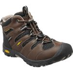Keen Kids Koven Mid Waterproof Hiking Boots – Brown