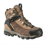 Oboz Men's Wind River Ii Wp Backpacking Boots – Brown