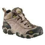 Oboz Men's Yellowstone Ii Bdry Hiking Boots – Black