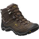 Keen Men's Durand Mid Wp Hiking Boots – Brown