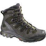 Salomon Men's Quest 4D 2 Gtx Backpacking Boots – Green