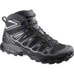Salomon Men's X Ultra Mid 2 Gtx Hiking Boots – Black
