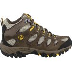 Merrell Men's Ridgepass Mid Gtx Hiking Boots – Brown