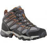 Oboz Men's Scapegoat Mid Hiking Boots – Black