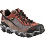 Oboz Men's Firebrand Ii Bdry Hiking Shoes – Brown