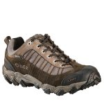 Oboz Men's Tamarack Bdry Hiking Shoes, Wide – Brown