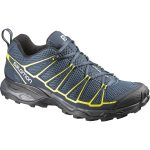 Salomon Mens X Ultra Prime Hiking Shoes – Blue