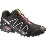 Salomon Men's Speedcross 3 Trail Running Shoes – Black