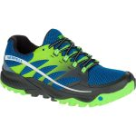 Merrell Men's All Out Charge Running Shoes, Blue Dusk – Black